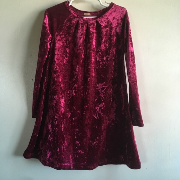 5781fa5a7cca Harper Canyon Dresses | 325 Sale Crushed Velvet Dress | Poshmark